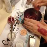 Atelier création d'un rouge à lèvres