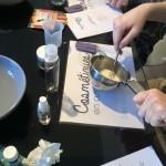Atelier réalisation d'une crème visage